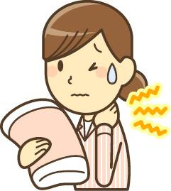 寝違え 首の痛み